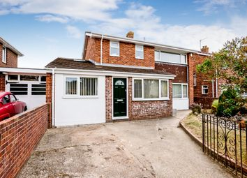 Thumbnail 4 bed detached house for sale in Rowner Road, Gosport