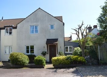 Thumbnail 2 bed end terrace house for sale in Lower Kewstoke Road, Worle, Weston-Super-Mare