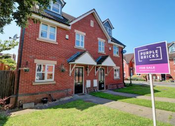 Thumbnail 3 bed semi-detached house for sale in Merlin Close, Walsall