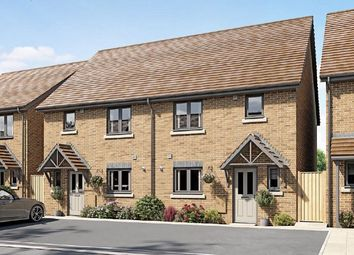 "Thumbnail 3 bed property for sale in ""The Evesham"" at Welton Lane, Daventry"