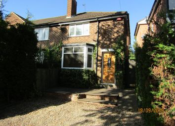 Thumbnail 2 bed semi-detached house to rent in Elliston Avenue, Great Barr