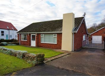 Thumbnail 2 bed bungalow for sale in Northfield Road, Scunthorpe