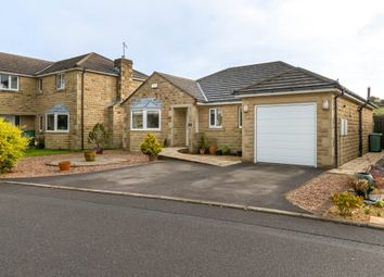 Thumbnail 3 bed detached bungalow for sale in Vicarage Meadows, Holmfirth