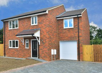 Thumbnail 4 bed detached house for sale in Robins Close, Lenham, Maidstone, Kent