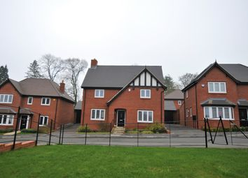 Thumbnail 4 bed detached house for sale in Spire Close, Ashbourne
