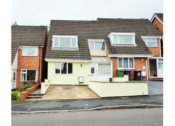 Thumbnail 3 bedroom semi-detached house for sale in Linley Drive, Stirchley Telford