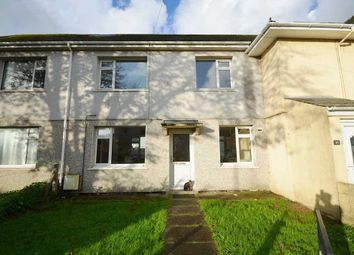 Thumbnail 3 bed terraced house for sale in Pengwarras Road, Camborne