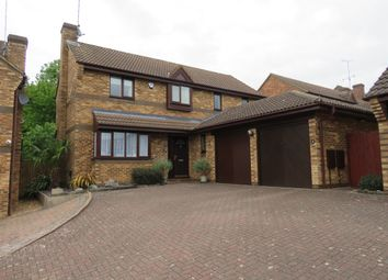 Thumbnail 4 bed detached house for sale in Lippitts Hill, Luton