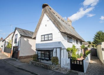 Thumbnail 2 bed cottage for sale in Manor Lane, Great Chesterford, Saffron Walden
