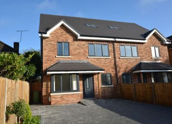 4 bed semi-detached house for sale in Mayflower Way, Beaconsfield HP9