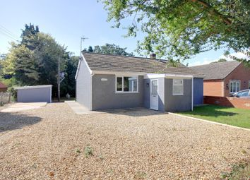 Thumbnail 2 bed detached bungalow for sale in Sunnyside, Post Office Lane, Saxthorpe, Norwich, Norfolk