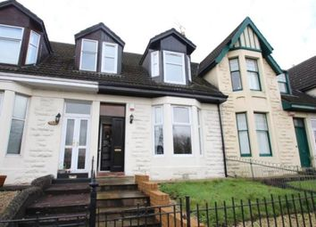 Thumbnail 3 bed terraced house for sale in Earlbank Avenue, Scotstoun, Glasgow