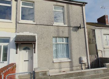 Thumbnail 3 bed end terrace house to rent in Sandy Road, Llanelli