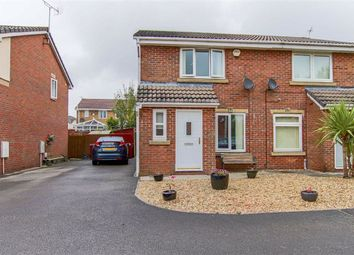 3 bed semi-detached house for sale in Delphinium Way, Lower Darwen, Lancashire BB3
