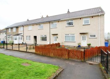 Thumbnail 3 bed end terrace house for sale in Langfaulds Crescent, Clydebank