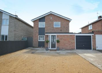 Thumbnail 3 bed detached house for sale in Piper Road, Thorpe St Andrew, Norwich