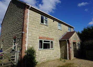 Thumbnail 4 bed detached house to rent in Beanacre, Melksham