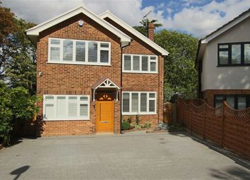 Thumbnail 4 bed detached house for sale in Thatcham Gardens, Whetstone, London