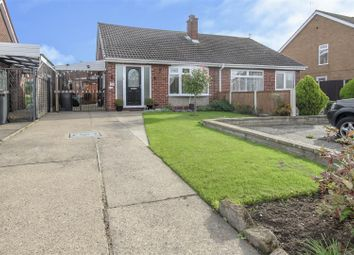 Thumbnail 2 bed semi-detached bungalow for sale in Mackinley Avenue, Stapleford, Nottingham