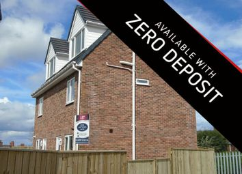 Thumbnail 3 bed semi-detached house to rent in Byron Close, Choppington