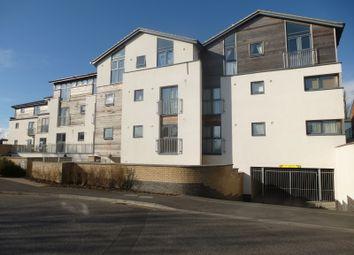 Thumbnail 2 bed flat for sale in Blakey Road, Salisbury