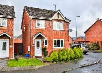 Thumbnail 3 bed detached house for sale in Bluebell Way, Rogerstone, Newport, Monmouthshire