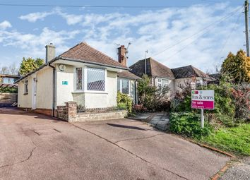 Thumbnail 2 bed detached bungalow for sale in Downside, Shoreham-By-Sea