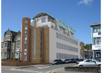 Thumbnail 1 bed flat to rent in St Helens Road, Central, Swansea