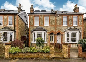 Thumbnail 4 bed property to rent in Wyndham Road, Kingston Upon Thames