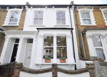 Thumbnail 3 bed terraced house for sale in Ayrsome Road, London