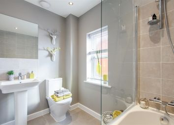 Thumbnail 3 bed link-detached house for sale in Plot 54, Lilac View, Marton Road, Long Itchington