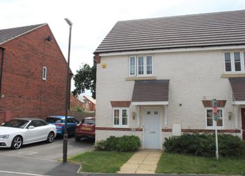 Thumbnail 2 bedroom town house for sale in Parsons Green, Derby