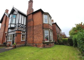 Thumbnail 3 bed flat for sale in 7 Cromwell Crescent, Carlisle, Cumbria