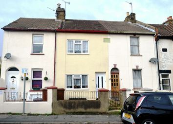 Thumbnail 3 bed terraced house for sale in Stopford Road, Gillingham