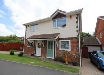 Thumbnail 2 bed semi-detached house to rent in The Spinney, Lytchett Matravers, Poole