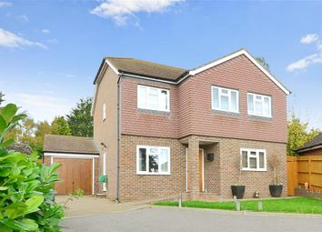 Thumbnail 4 bed detached house for sale in Hillground Gardens, Purley, Surrey