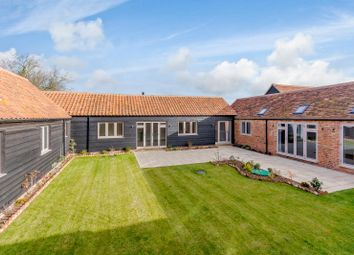 Thumbnail 4 bed barn conversion for sale in Dillocks Lane, Wootton, Bedford