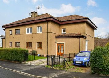 Thumbnail 3 bed flat for sale in Moyne Road, Glasgow