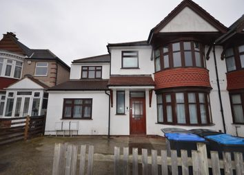 Thumbnail 4 bed flat to rent in Northwick Avenue, Kenton, Harrow Middlesex