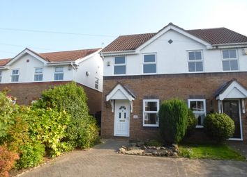 Thumbnail 2 bed semi-detached house to rent in Hawthorne Road, Frodsham