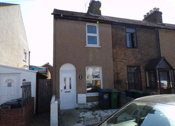 Thumbnail 2 bed end terrace house to rent in St. Albans Road, Dartford