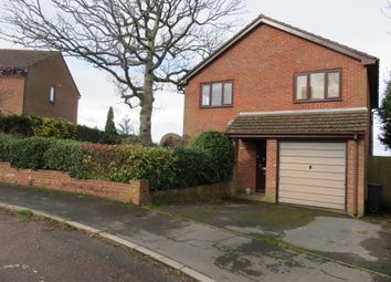 Thumbnail 4 bed detached house to rent in Glebe Close, Upton Pyne, Exeter