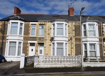 Thumbnail 4 bed terraced house for sale in Mackworth Road, Porthcawl