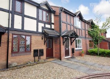 Thumbnail 2 bed terraced house for sale in Burghley Court, Leyland