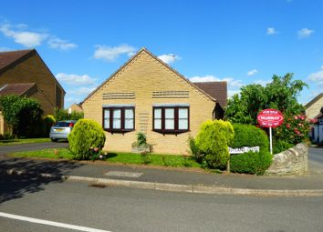 Thumbnail 3 bed bungalow for sale in Rutland Close, South Witham, Grantham