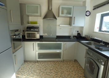 Thumbnail 1 bed flat for sale in St Christophers Court, Maritime Quarter, Swansea