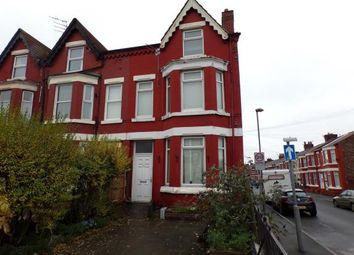Thumbnail 6 bed end terrace house for sale in Orrell Lane, Orrell Park, Liverpool, Merseyside