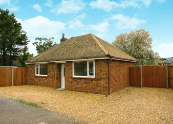Thumbnail 3 bed detached bungalow to rent in Wings Road Close, Lakenheath, Brandon