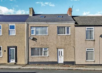 Thumbnail 5 bed terraced house for sale in High Street North, Langley Moor, Durham