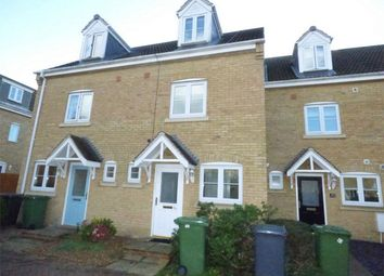 Thumbnail 3 bedroom terraced house to rent in Boleyn Avenue, Peterborough, Cambridgeshire